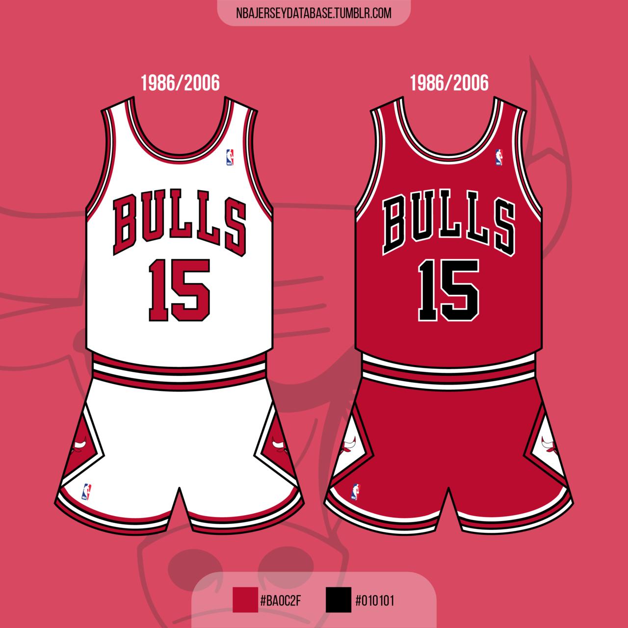 Chicago Bulls 1986-2006 Record: 889-719 (55%)