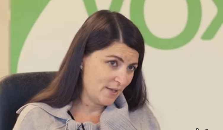 Vídeo | Macarena Olona compara al gobierno con ETA tras decir que su objetivo es la desaparición de Vox
