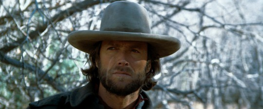 the outlaw josey wales – Clint Eastwood