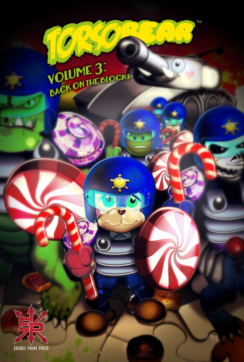Image result for torsobear volume 3