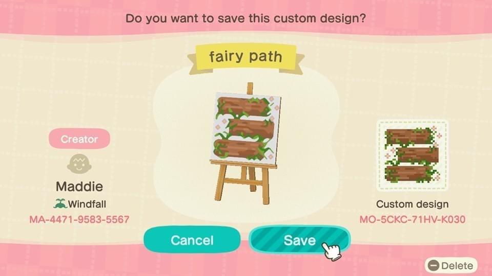 Animal Crossing New Horizon Paths — White wood planks ... on Animal Crossing New Horizons Wood Design  id=32106