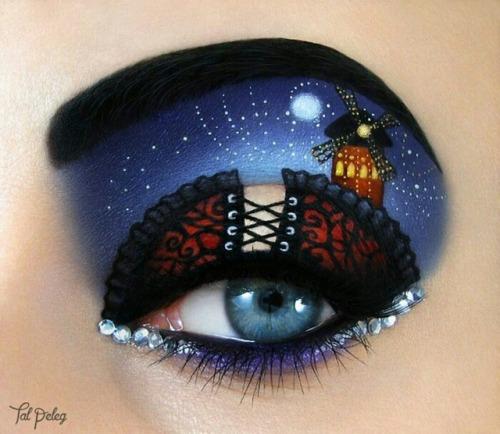 honey blue eye   Tumblr