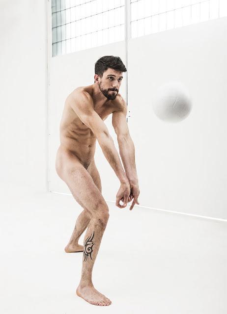facundo conte atletas pelados nus