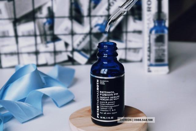 Retinol serum Peter Thomas Roth chống lão hóa
