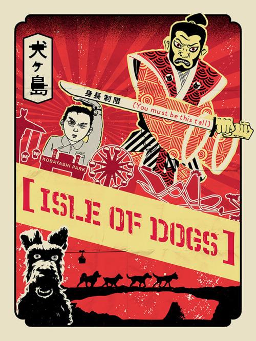 tumblr_phukl3FBtL1qz6f9yo8_500 Art of Isle of Dogs Random