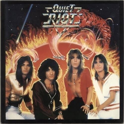 RANDY RHOADS / QUIET RIOT Quiet Riot  Very rar… – Vinyl