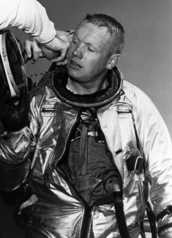 Spacefarer Wrist watches — 1962, test pilot Neil Armstrong ...