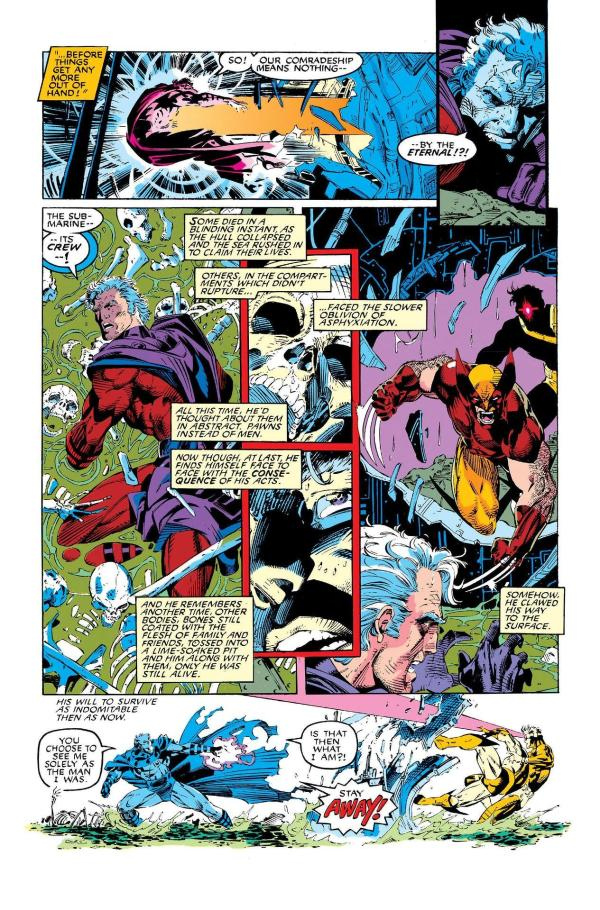Comics That Ive Read XMen 1 Magneto became a threat