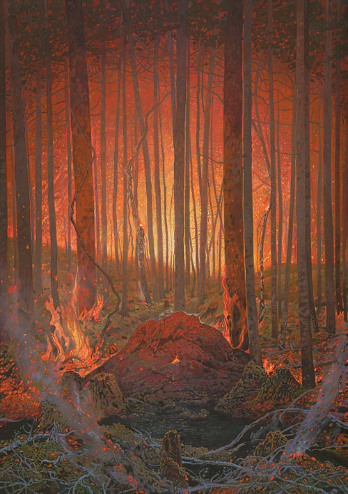 tumblr_phspwfMkGv1qz6f9yo3_500 Landscaep Apocalypse, pMichael Scott Random