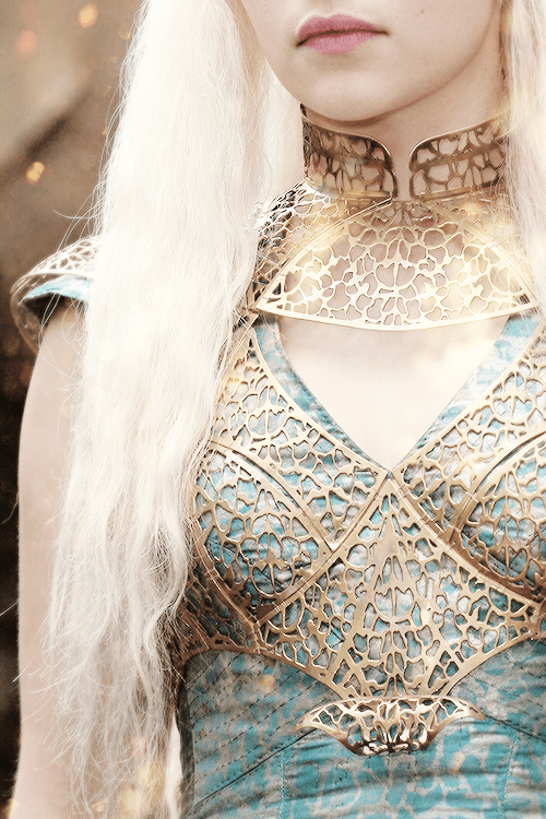 """♕ """"I am not your little princess. I am Daenerys Stormborn of the blood of old Valyria and I will take what is mine, with fire and blood."""""""