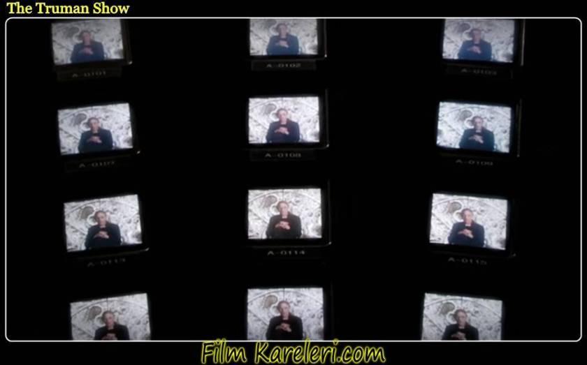 Jim Carrey,Truman Burbank,The Truman Show,1998,Truman Şov,Peter Weir,Andrew Niccol,Laura Linney,Meryl Burbank,Hannah Gill,Noah Emmerich,Marlon,Natascha McElhone,Lauren,Sylvia,Holland Taylor,Truman's Mother,Brian Delate,Truman's Father,103 Dak.,Hollywood,Imdb Top List