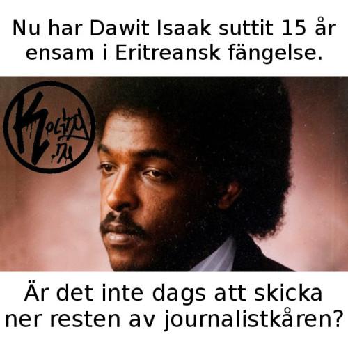 Lämna inte Dawit ensam!