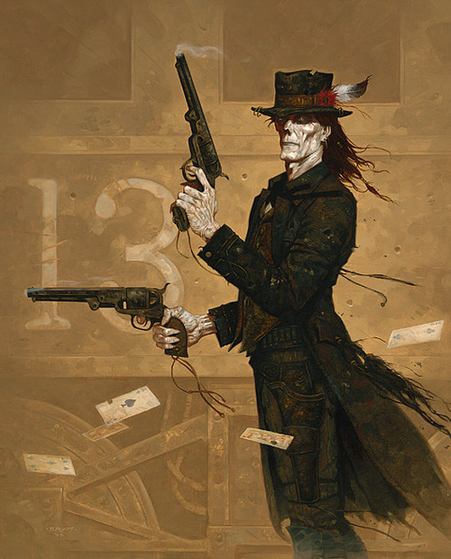 """Deadlands~ """"Fish out of Water"""" vintage adventure, free http://www.sepiachord.com/index/deadlands-fish-out-of-water-vintage-adventure-free/"""
