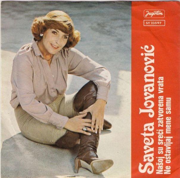 7c9d0a915bf25 18 vintage album covers of ex-Yugoslavia singer Saveta… – History