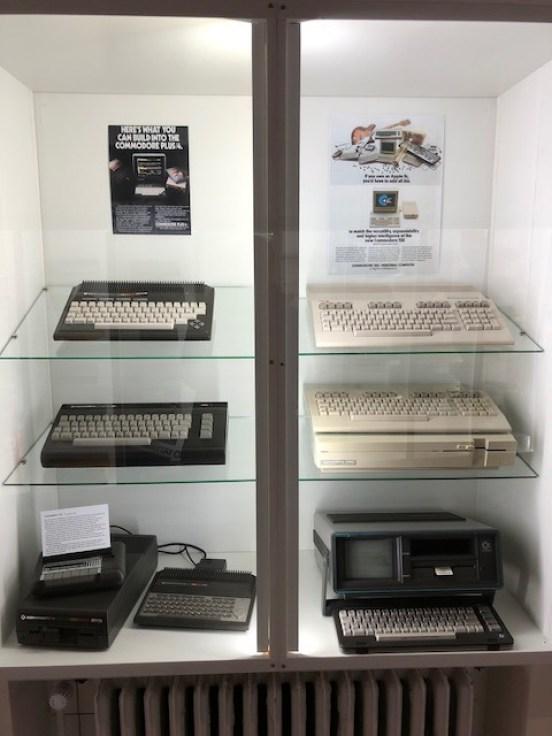 Aufbereitung im Binarium für Commodore Computer