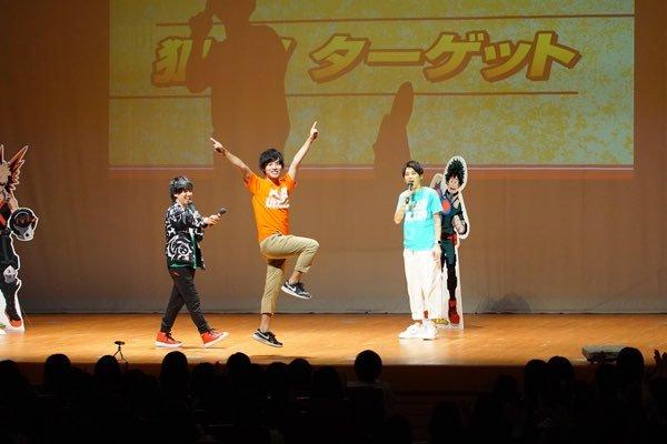 Miha Chan Nobuhiko Okamoto Was The Guest For This Live