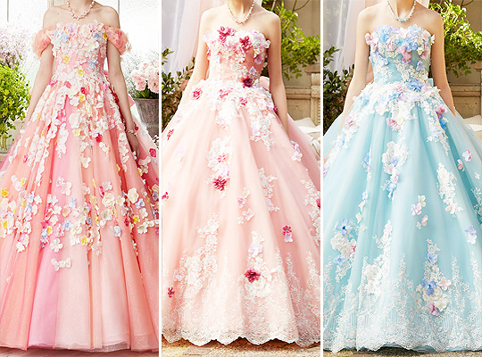 Princess Bridal Ball Gowns By Nicole (1/?)