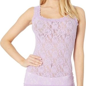 Womens Lace Classic Camisole. Unlined camisole in our signature stretch lace. Wide straps are... , Mon, 29 Jun 2020 09:37:41 +0100