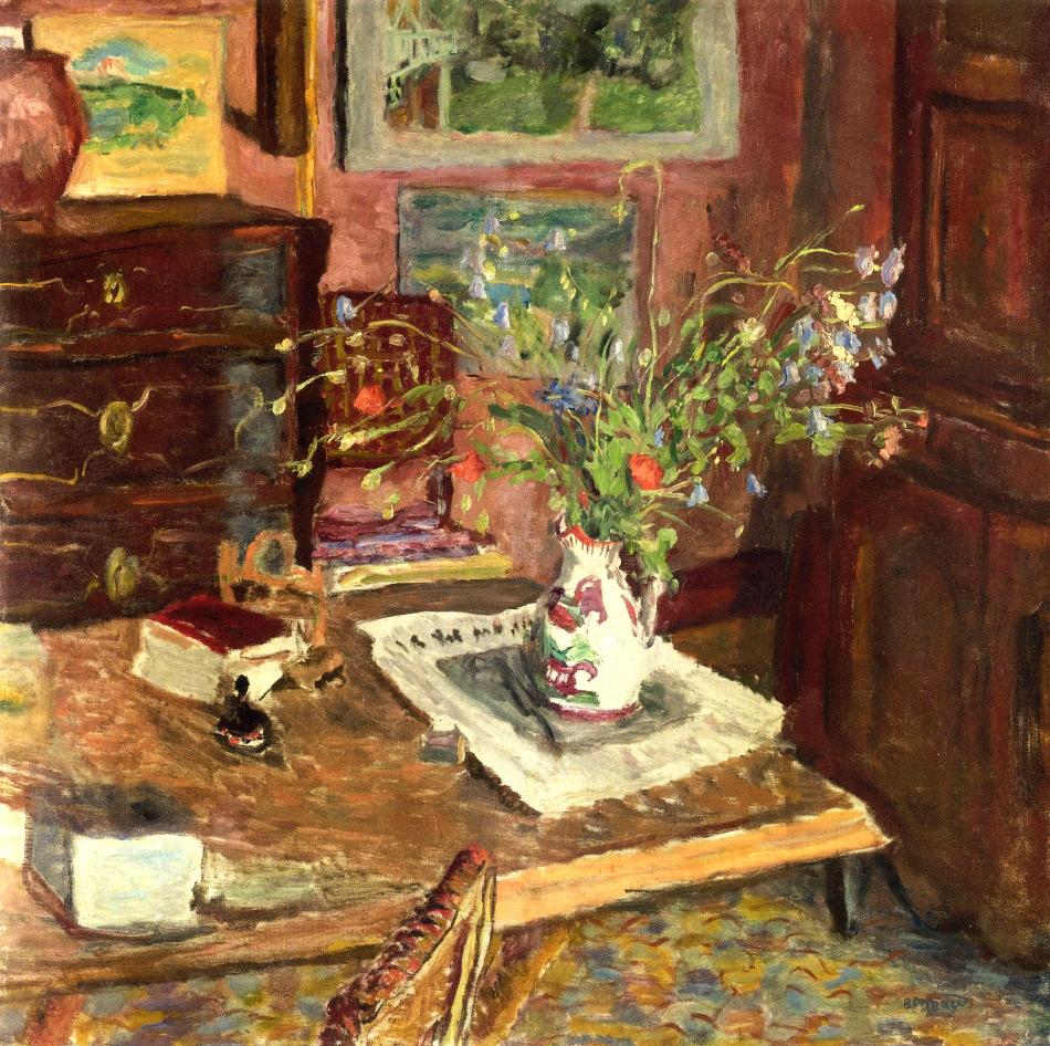 """dappledwithshadow: """" Pierre Bonnard (French, 1867-1947) """""""