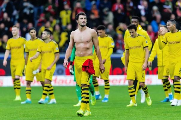 Shirtless Premier League