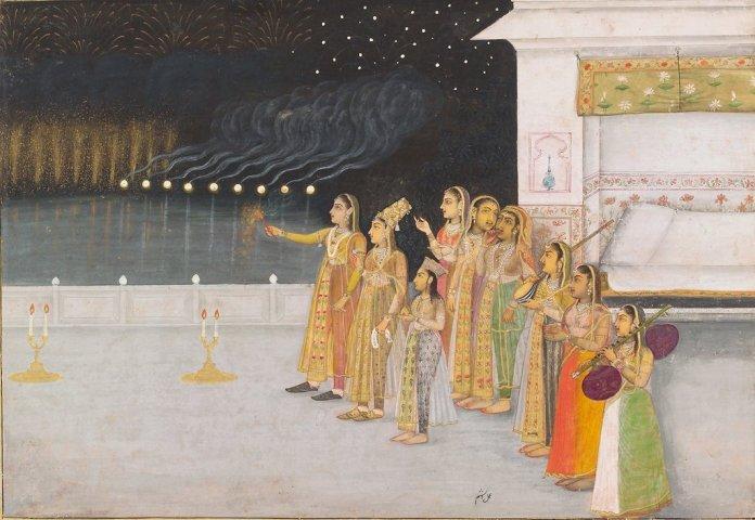 Mughal Diwali