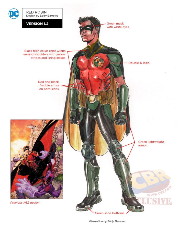 Tim Drake robin batman dc rebirth