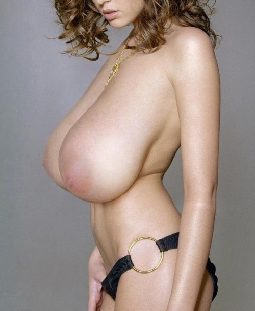 Huge natural sagging breasts what