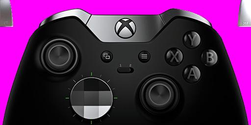 Xbox One Elite Controller image for Xpadder.... - o_O