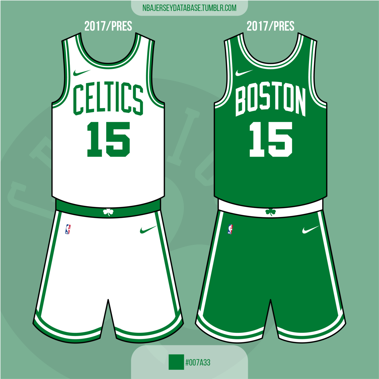 Boston Celtics 2017-Present