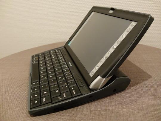 Das Psion Netbook