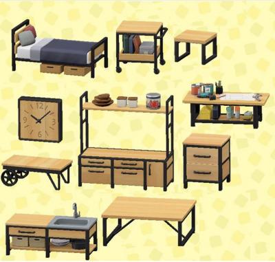 ironwood   Tumblr on Ironwood Dresser Animal Crossing  id=82916