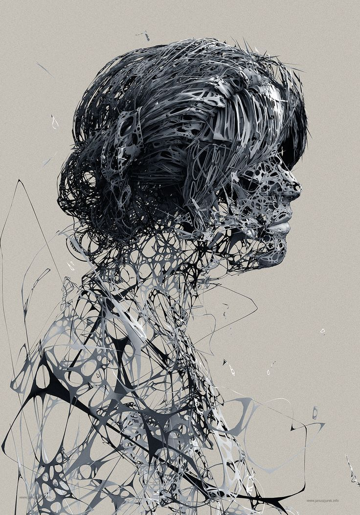 Digital art selected for the Daily Inspiration #2431