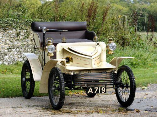 """"""" Vauxhall 1903 """""""