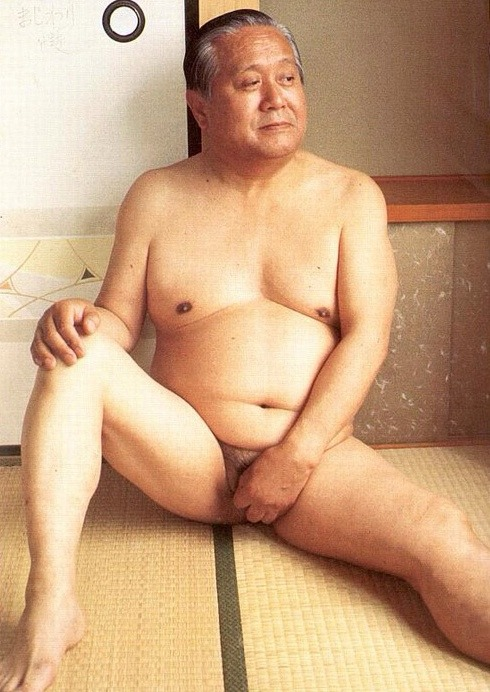 Daddy Chub Naked Japanese Tumblr-2835