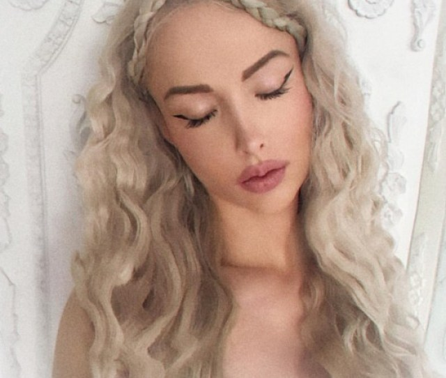 Valeria Lukyanovabarbieliving Dolldollamatue21human Dollamatuervaleria Lukyanovalhuman Barbiemodalivingdollbarbie