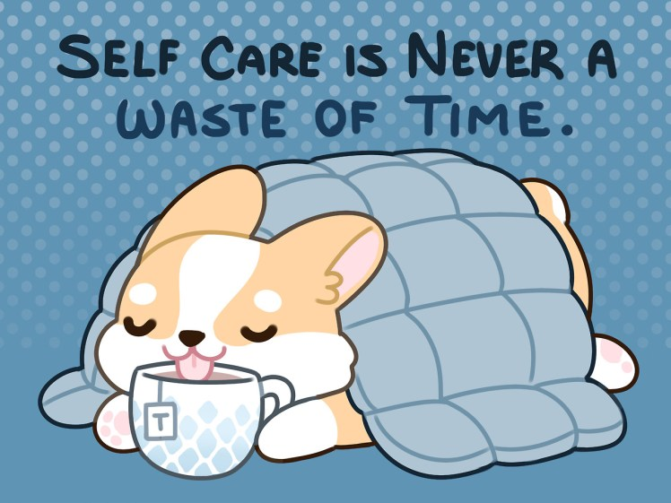 identitypollution:This is something I have to remind myself of a lot so I'd like to remind you as well. It's OK to take time to care for yourself. It's OK if you need down time. Care for yourself and you will be better equipped when you get to doing the thing.Thanks to hloneheart for suggesting a sploot! Everyone loves a good sploot. This is going to be April in the 2018 corgi calendar, coming soon [here]~!