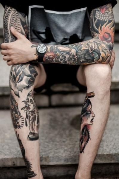 Old School Tattoo Tumblr