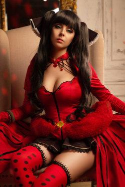 hotcosplaychicks:  Fate Grand Order - Tohsaka Rin cosplay by Disharmonica  More Hot Cosplay: http://hotcosplaychicks.tumblr.com NSFW Content: https://www.patreon.com/hotcosplaychicksChat Room: https://discord.gg/rnaDPNqfacebook: https://www.facebook.com/hotcosplaychicks