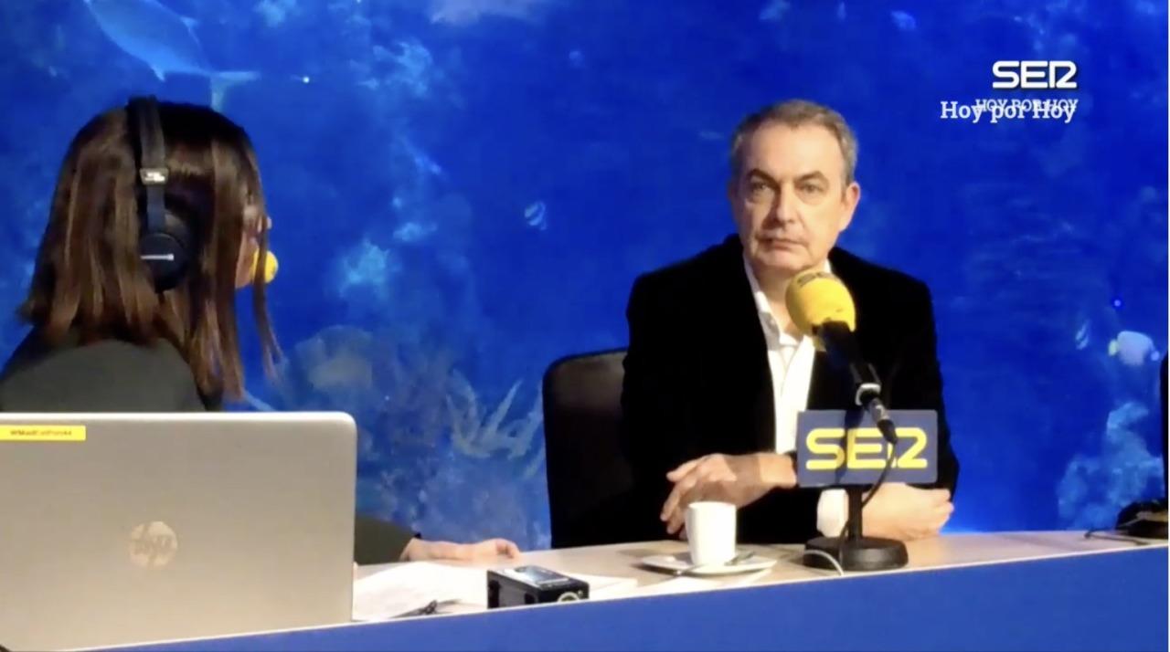 Zapatero: «El enfoque sobre Venezuela tendrá que cambiar, hay mucha desinformación»