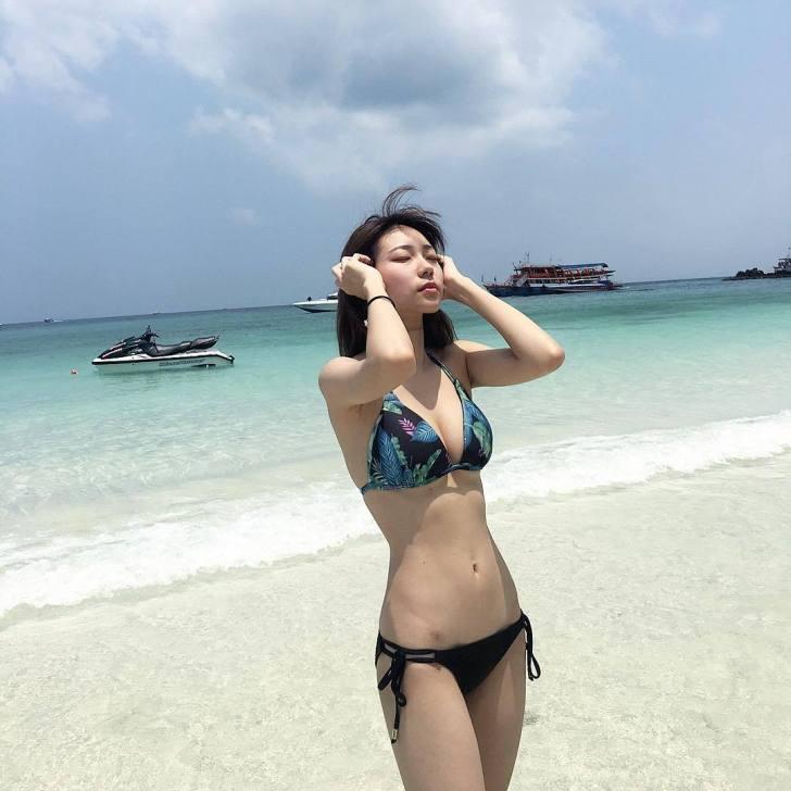 IG正妹—胡可萱