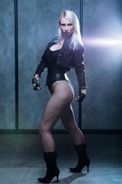 Jill Grayson / Black Canary