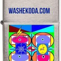 WasheKoda.com ZIPPO