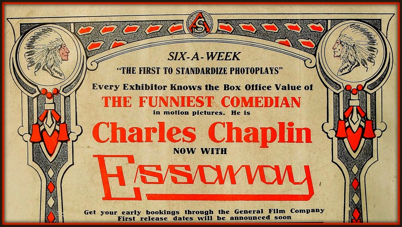 Image result for Chaplin at essanay