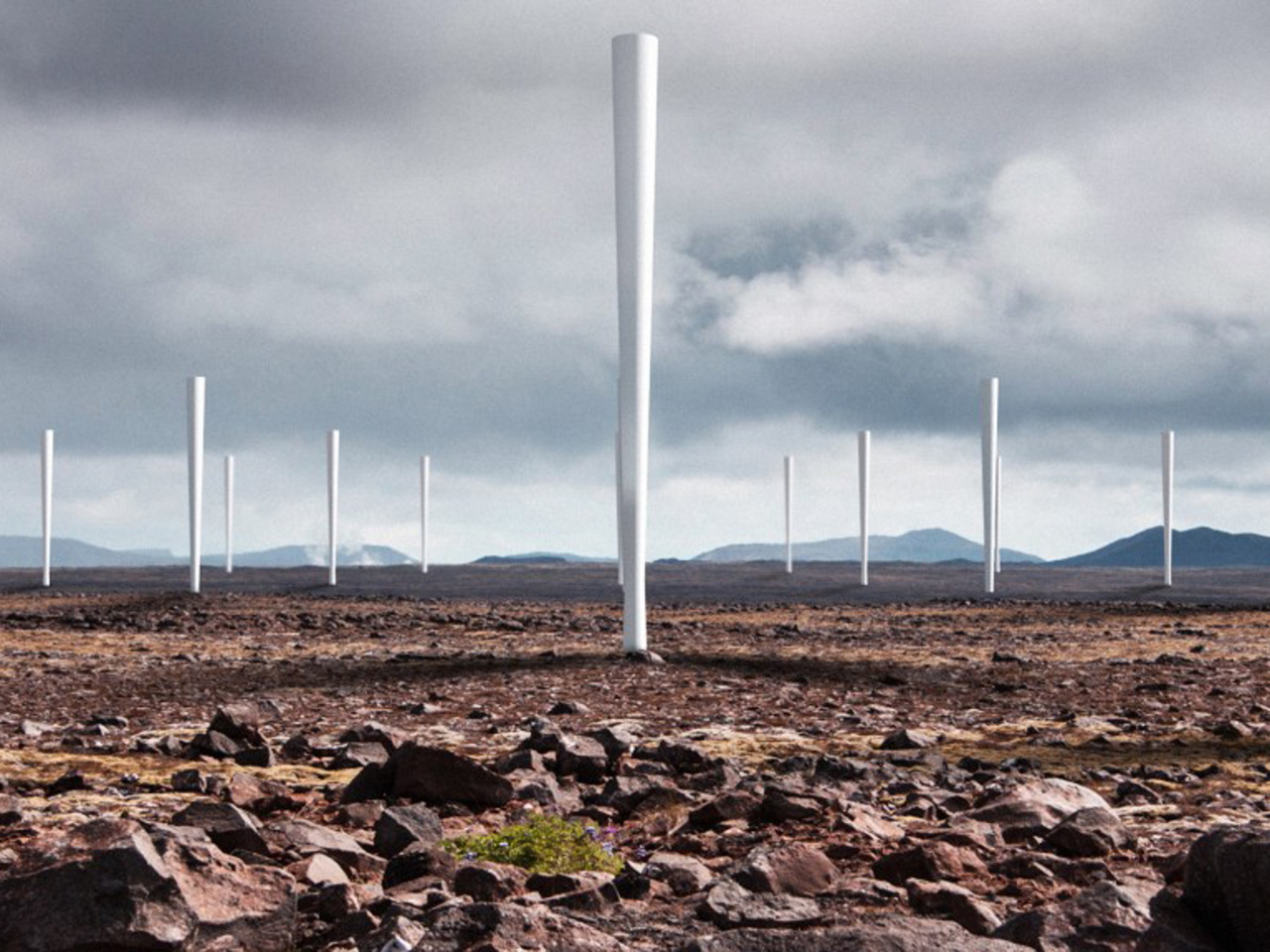 "dazed-unfazed: "" kweyolempress: "" tentakrule: "" winneganfake: "" fullcontactmuse: "" jenniferrpovey: "" holmgangs: "" sunlitrevolution: ""  Bladeless wind turbines generate electricity by shaking, not spinning  "" Scientists hope to hugely reduce the cost..."