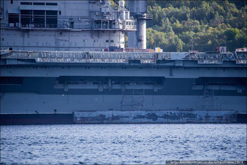 Как думаете, вернется «Адмирал Кузнецов» в строй?
