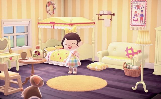 interior design on Tumblr on Animal Crossing New Horizon Living Room Ideas  id=42621