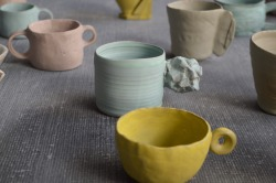 1 zurufu project-ceramic mugs-as many as you can in one day