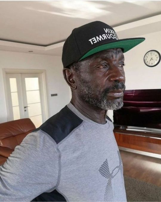 Fmr. UT Boss Kofi Amoabeng Looking Completely Unrecognizable In ...