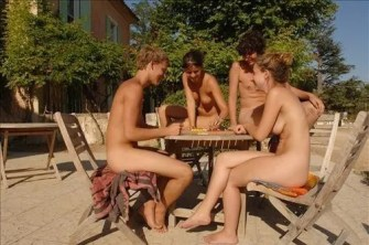 Image result for playing board games naked