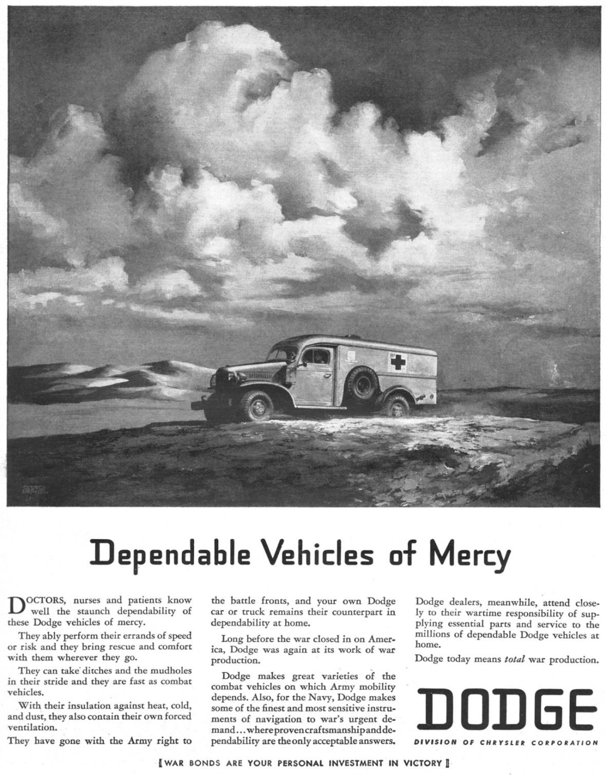 Dodge - 1943